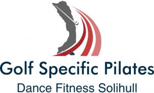 Golf Specific Pilates SmallLogo on white